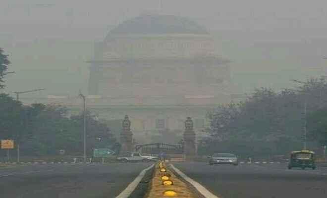 उत्तर भारत के कई हिस्सों में शीतलहर का प्रकोप जारी, दिल्ली में इस मौसम का आज सबसे ठंडा दिन