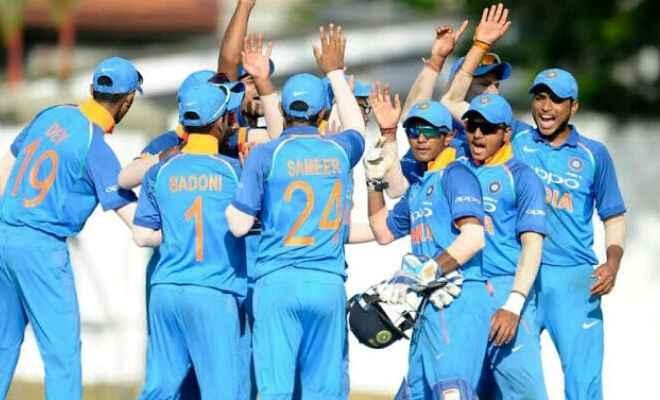 भारत और दक्षिण अफ्रीका के बीच तीसरा और अंतिम अंडर-19 एक दिवसीय अंतरराष्ट्रीय क्रिकेट मैच आज