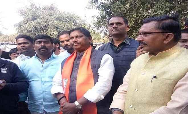 झारखंड के पूर्व मुख्यमंत्री अर्जुन मुंडा को बंगाल में रैली करने की नहीं मिली इजाजत