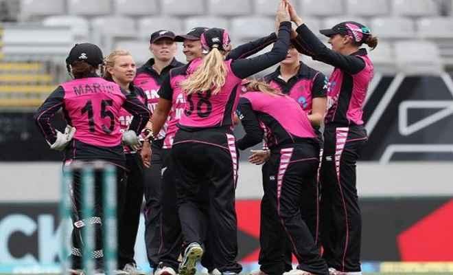 INDvsNZ: न्यूजीलैंड ने भारत को दूसरे टी-20 में भी दी मात, सीरीज जीती