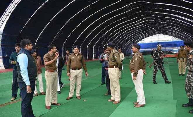 मोतिहारी में तीन दिवसीय कृषि कुंभ का आज उद्घाटन करेंगे राज्यपाल