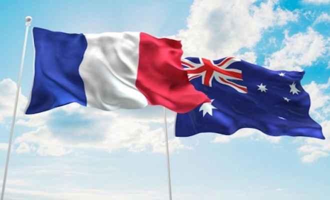 आस्ट्रेलिया ने फ्रांसीसी कंपनी के साथ एक बड़े सौदे पर किए हस्ताक्षर