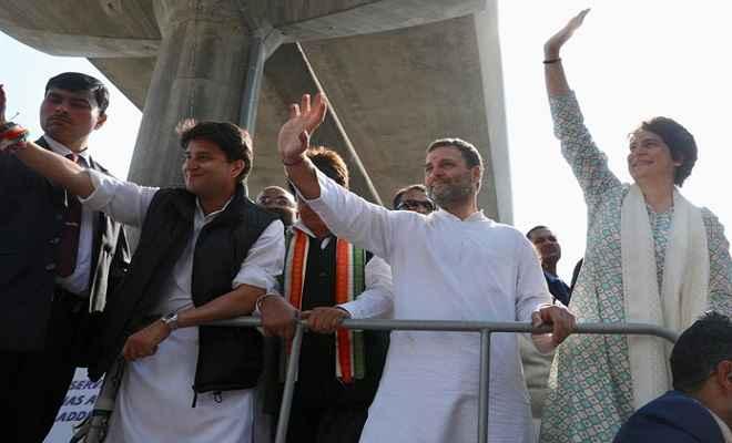 उत्तर प्रदेश के साथ ही देश के अन्य राज्यों में हम फ्रंटफुट पर आकर खेलेंगे: राहुल गांधी