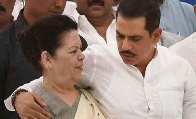 बीकानेर प्रॉपर्टी केस: आज जयपुर में रॉबर्ट वाड्रा और उनकी मां मौरीन से ईडी करेगी पूछताछ