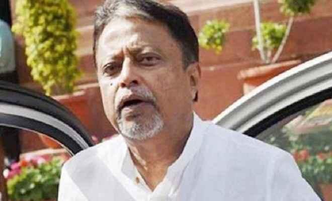 मुकुल रॉय ने गृहमंत्री राजनाथ से मिल कर सुरक्षा मांगी, बोले- टीएमसी कार्यकर्ताओं से जान को खतरा