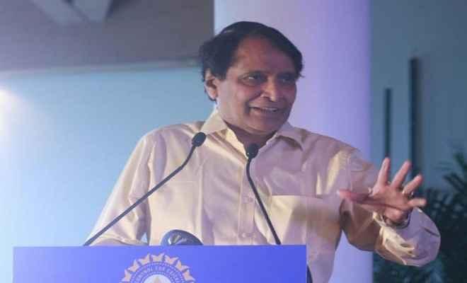 सस्ते संचार समाधानों के लिए दूसरे देशों के साथ साझेदारी में भी भारत की रुचि: सुरेश प्रभु