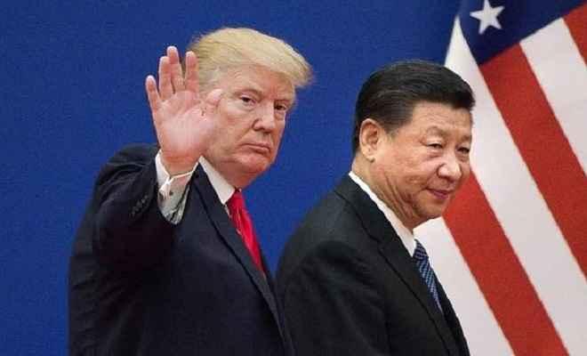 चीन अमेरिका के साथ व्यापार समझौता के लिए राजी: डोनाल्ड ट्रंप