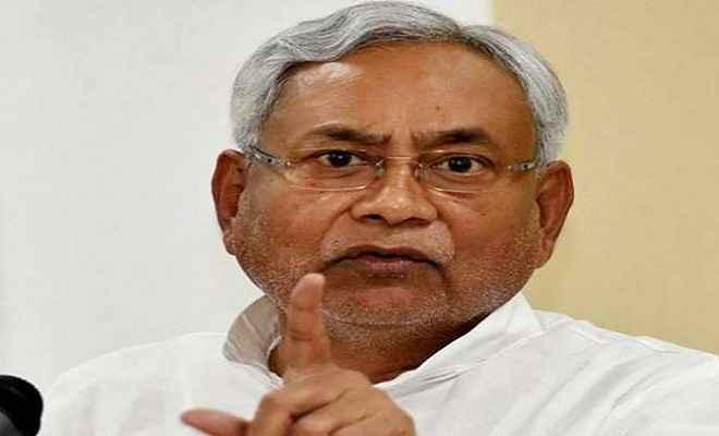 मुख्यमंत्री नीतीश कुमार ने पुलवामा की घटना पर जताया शोक