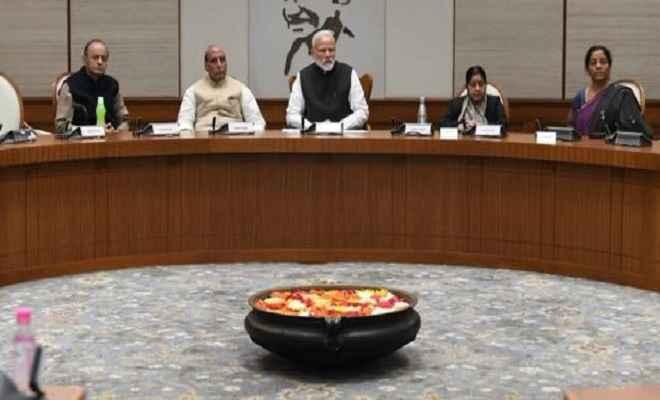 पीएम मोदी की अध्यक्षता में CCS की बैठक खत्म, अरुण जेटली ने कहा गुनहगार और मददगार नहीं बचेंगे