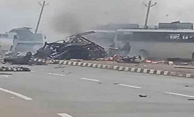 पुलवामा हमलाः अमेरिका ने पाकिस्तान से कहा- 'आतंकवाद को पनाह देना बंद करो'