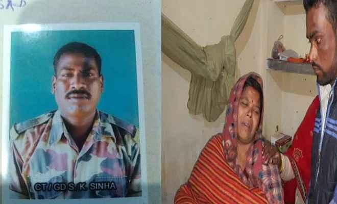 15 दिनों बाद वापस आने का वादा कर शहीद हो गये मसौढ़ी के संजय सिंह