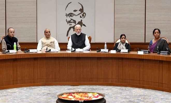 संसद में शुरू हुई सर्वदलीय बैठक, गृह मंत्री राजनाथ कर रहे अध्यक्षता