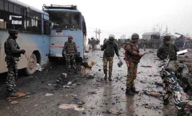 पुलवामा हमले के बाद एनआई ने शुरू की जांच, मौके से एजेंसी ने इकट्ठा किए कई सबूत