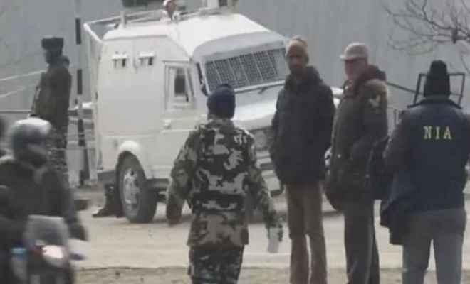 पुलवामा हमला: नेशनल हाईवे पर 20 से 25 किलोमीटर के दायरे में फैला है टेरर हॉट बेड, एनआईए को गाजी की तलाश