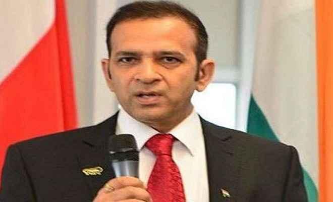 पाकिस्तान में भारत के उच्चायुक्त अजय बिसारिया पहुंचे दिल्ली