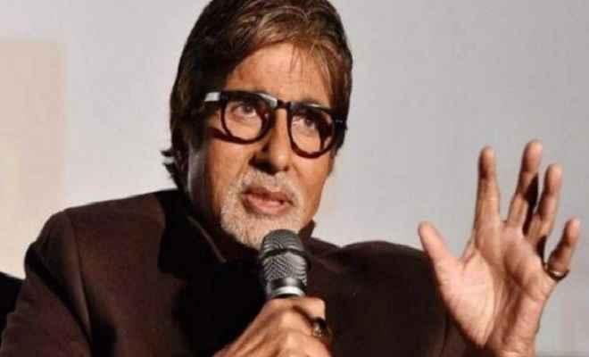 पुलवामा कांड: महानायक अमिताभ ने चुप्पी तोड़ी, शहीदों को आर्थिक मदद करने का किया एलान