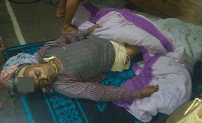 मोतिहारी के बरवा में ग्रामीण डाककर्मी रमेश सिंह हत्याकांड में गांव की मां-बेटी व दो अन्य हिरासत में