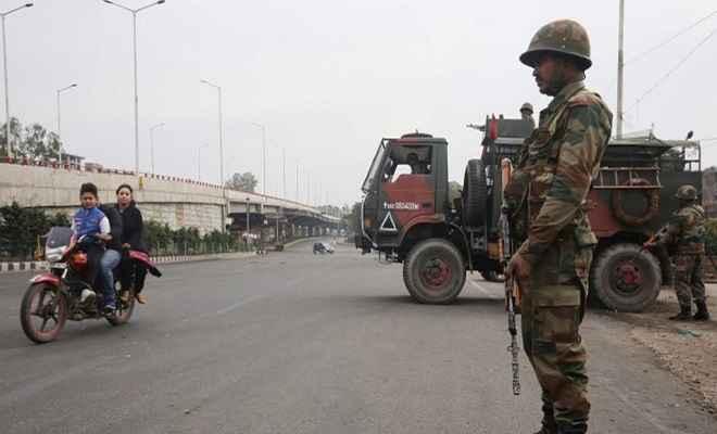 कश्मीर में जवानों के काफिलों की सुरक्षा पर सीआरपीएफ अलर्ट, आवाजाही के लिए बनेंगे नए नियम