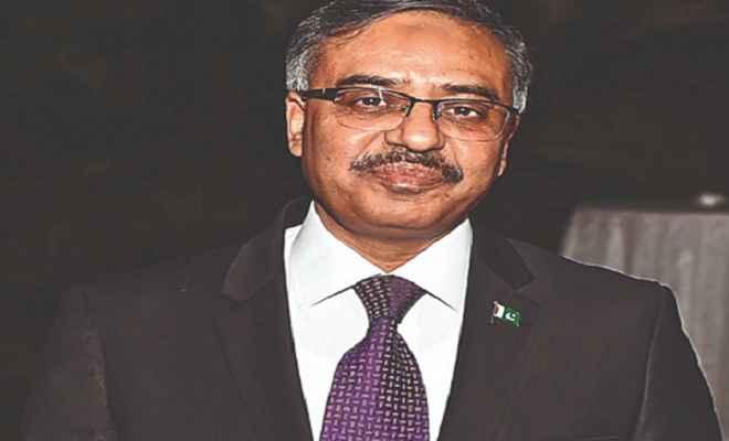 पाकिस्तान ने अपने हाई कमिश्नर को इस्लामाबाद वापस बुलाया