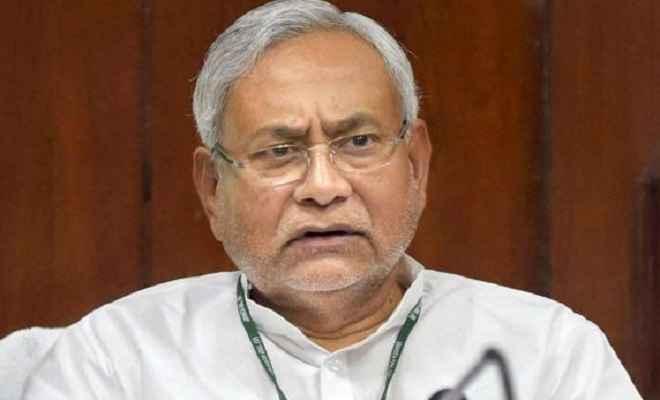 मशहूर साहित्यकार नामवर सिंह के निधन पर मुख्यमंत्री नीतीश कुमार ने जताया शोक