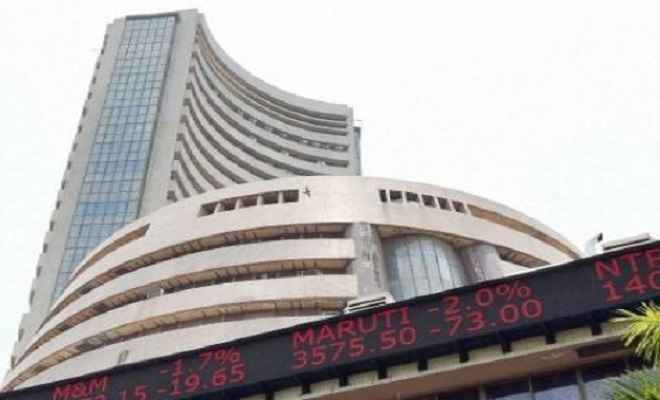 शेयर बाजार: 142 अंक की बढ़त के साथ बंद हुआ सेंसेक्स