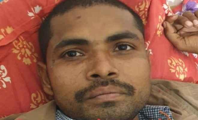 एनकाउंटर में जख्मी PLFI जोनल कमांडर संतोष यादव गिरफ्तार, 10 लाख रुपये का था इनाम