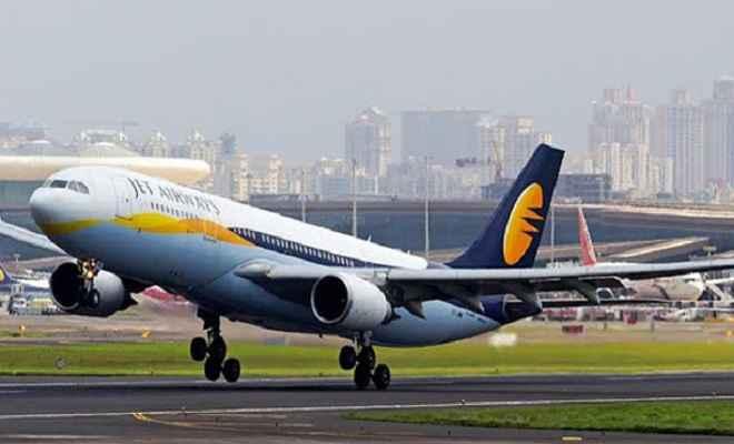 जेट एयरवेज का संकट और गहराया, 25 विमान परिचालन से बाहर, शेयरों में गिरावट