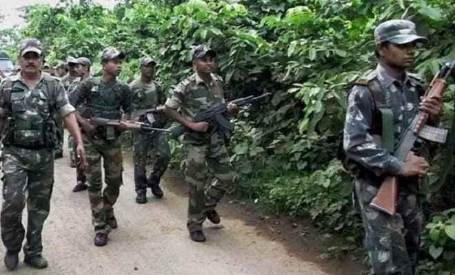 पुलिस ने तीन टीपीसी उग्रवादियों को किया ढेर, एक एके 47 रायफल बरामद