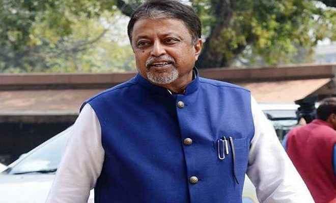 2019 के आम चुनाव में टीएमसी-बीजेपी में होगी कड़ी टक्कर: मुकुल रॉय