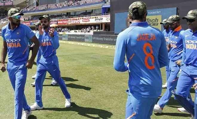 सेना को सम्मान देने के उद्देश्य से खिलाड़ियों ने आर्मी कैप पहनी: भरत अरुण