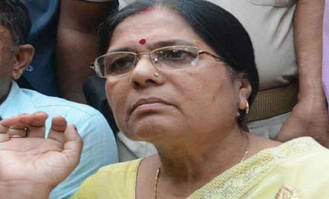 मंजू वर्मा को पटना हाईकोर्ट ने दी राहत, आर्म्स एक्ट में मिली जमानत