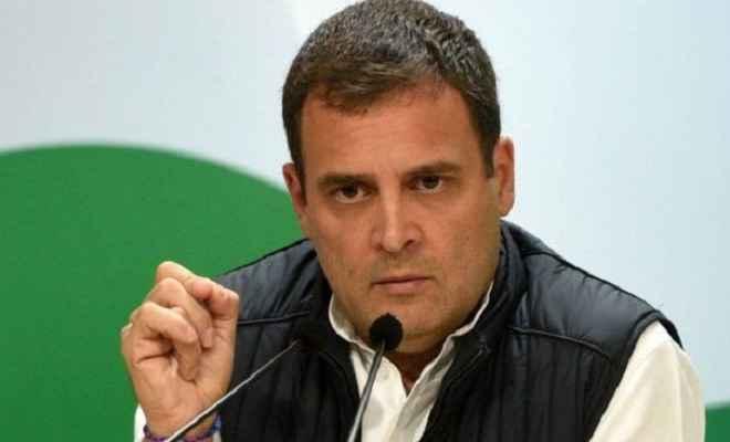 कानून सबके लिए एक समान हो, चाहे वाड्रा हो या प्रधानमंत्री: राहुल गांधी