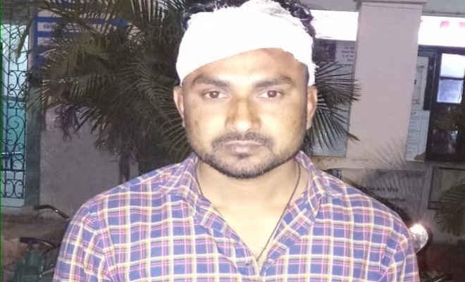 मोतिहारी में जीवधारा के स्टील फैक्ट्री संचालक पर हमला, घायल, पुलिस को बताया- पांच लाख की लूट