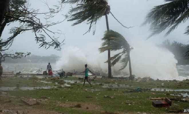 मोजाम्बिक में भीषण तूफान का कहर, एक हजार से ज्यादा लोगों के मरने की आशंका