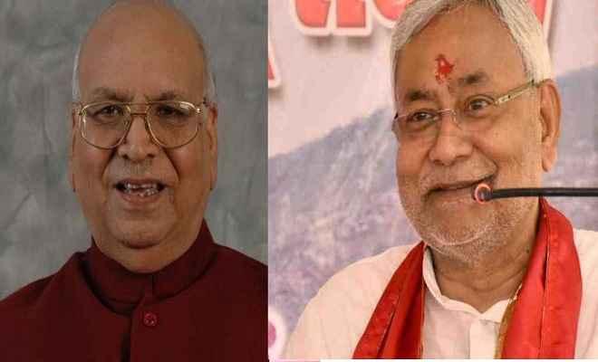राज्यपाल लालजी टंडन और मुख्यमंत्री नीतीश कुमार ने दी होली की बधाई व शुभकामना