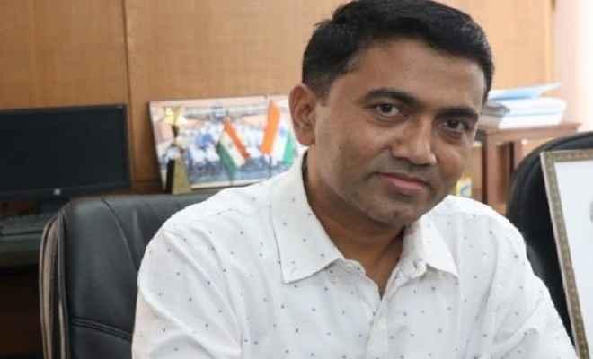 गोवा के नए मुख्यमंत्री प्रमोद सावंत ने विश्वास मत जीता