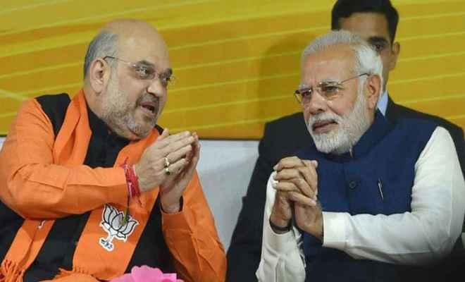 भाजपा ने जारी की 184 उम्मीदवारों की पहली सूची, मोदी वाराणसी और शाह गांधीनगर से लड़ेंगे चुनाव