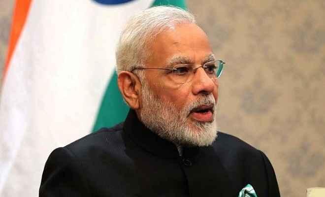 सेना के शौर्य पर सवाल उठाने वालों को जनता माफ नहीं करेगी: प्रधानमंत्री मोदी