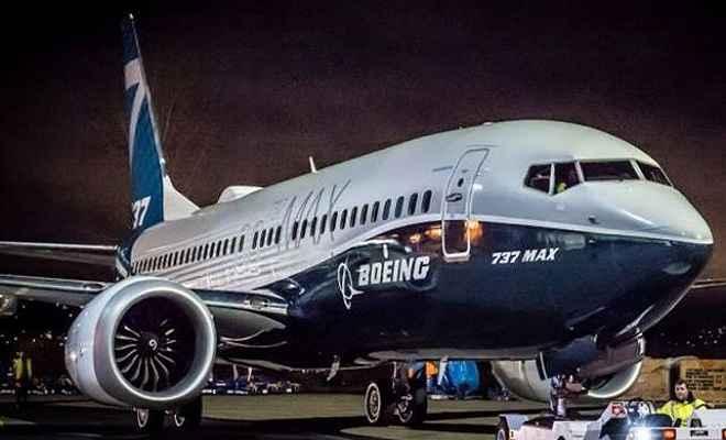 इंडोनेशिया विमानन सेवा गरुड़  49 बोइंग 737 का सौदा करेगा रद्द