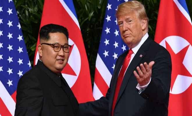 उत्तर कोरिया पर लगाए गए अतिरिक्त प्रतिबंध हटाएगा अमेरिका, राष्ट्रपति डोनाल्ड ट्रंप ने दिए आदेश