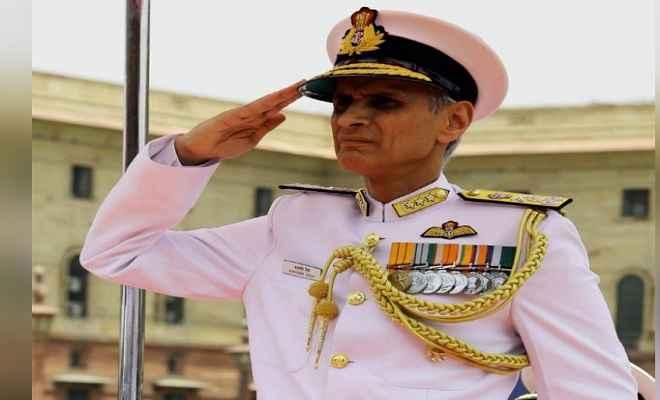 करमबीर सिंह होंगे अगले नौसेना प्रमुख, सुनील लांबा 31 मई को हो रहे हैं रिटायर