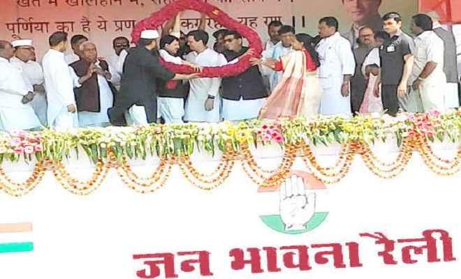 कांग्रेस की सरकार आई तो दस दिन में किसान का कर्जा होगा माफ: राहुल गांधी