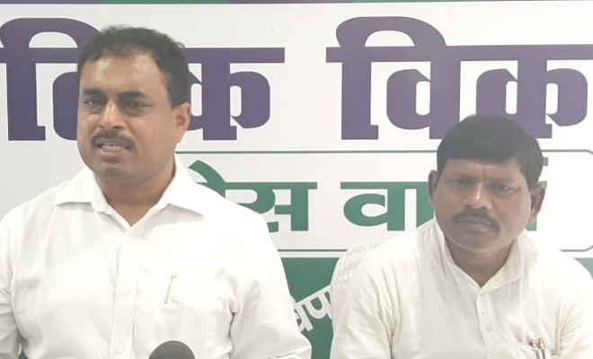 पटना के व्यवसायी अनिल कुमार बक्सर लोकसभा सीट से लड़ेंगे चुनाव