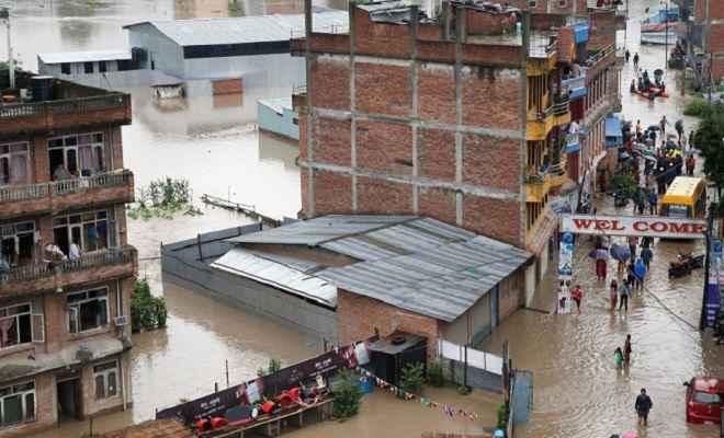 नेपाल में भीषण बारिश और तूफान का कहर, अब तक 25 लोगों की मौत, 400 से अधिक घायल