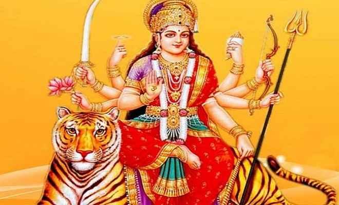 राम नवमी के शुभ अवसर पर सुनें मां दुर्गा के भक्ति गीत और भजन