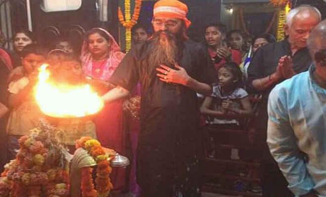 चैत्र नवमी का महापर्व सेवक संजयनाथ काली मन्दिर में चैत्र महानवमी में जुटे हजारों भक्त, तीन दशकों से बना है आस्था का केन्द्र