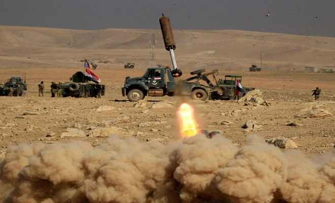 सीरिया के अलेप्पो में राकेट हमले में 11 लोगों की मौत
