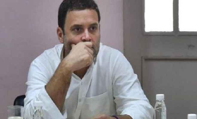 अवमानना का मामला: सुप्रीम कोर्ट ने राहुल गांधी को भेजा नोटिस, 22 तक मांगा जवाब