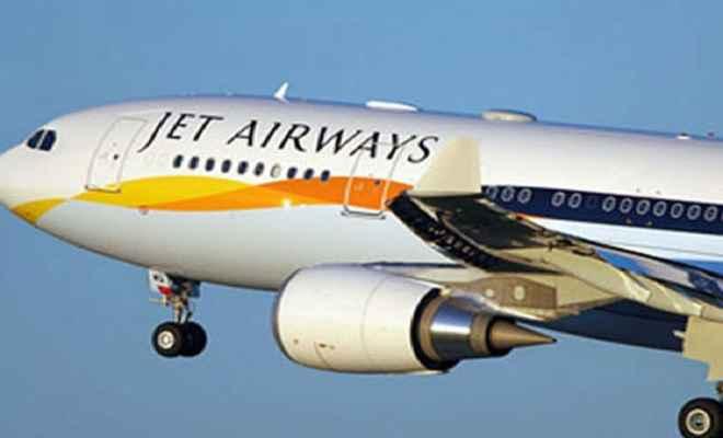 जेट एयरवेज ने कंपनी बचाने को मांगा 400 करोड़ का आपातकालीन फंड