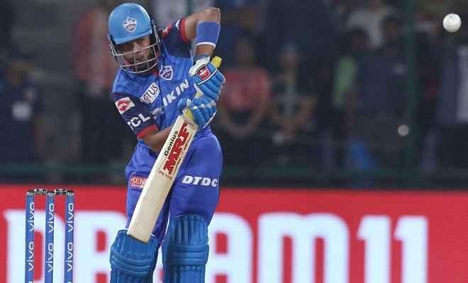 आईपीएल: मुंबई की घातक गेंदबाजी, दिल्ली को 40 रनों से दी करारी शिकस्त
